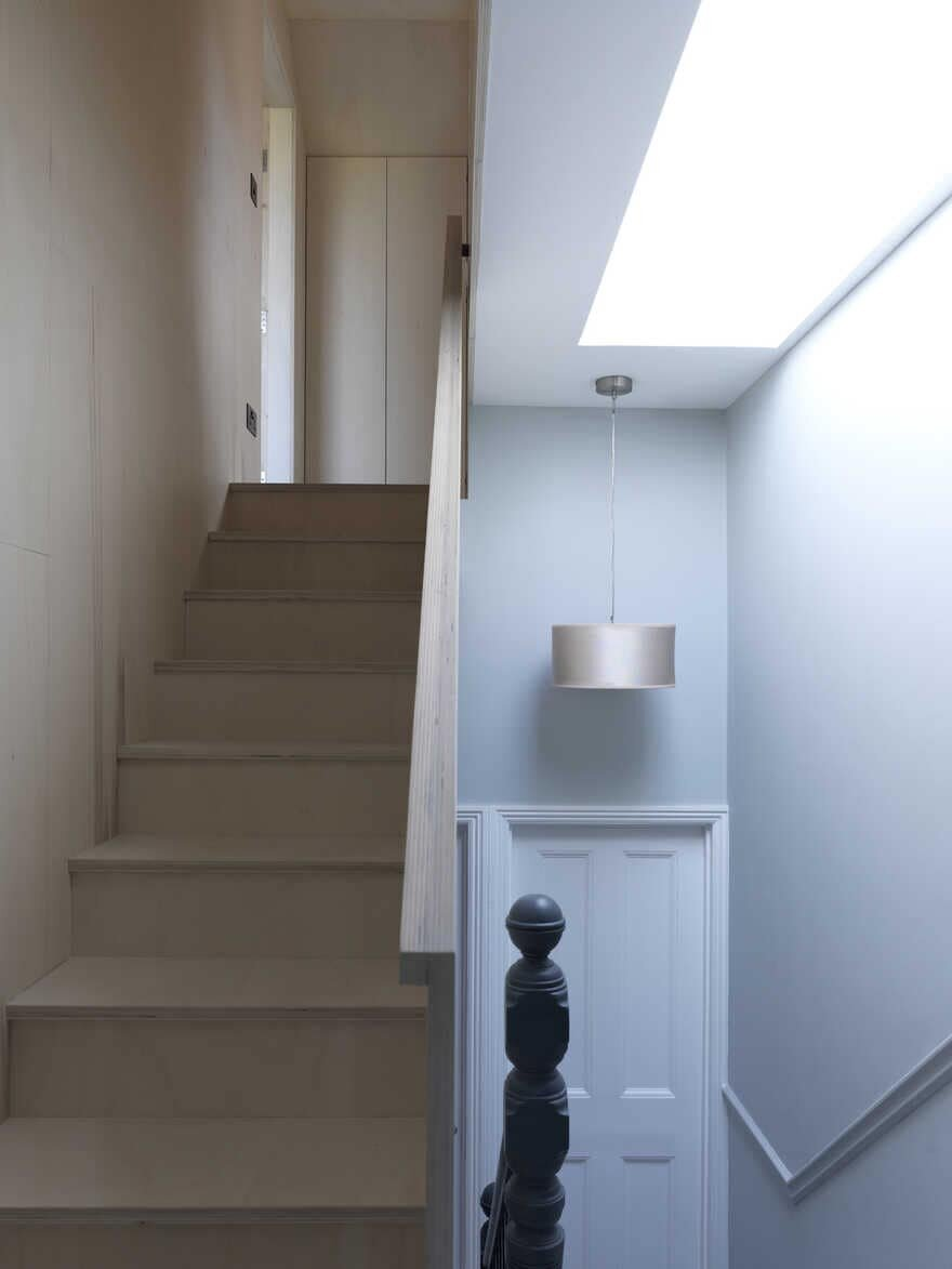 staircase, Inglis Badrashi Loddo