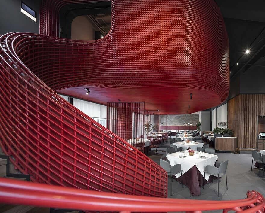 interior architecture / IN.X - Interior Architect Wu Wei