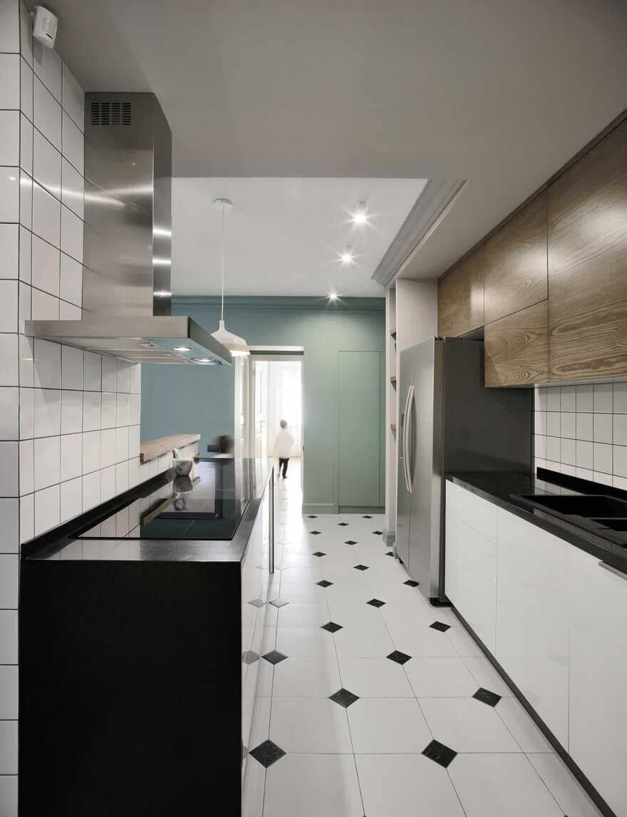 kitchen, Armenia / Futuris Home