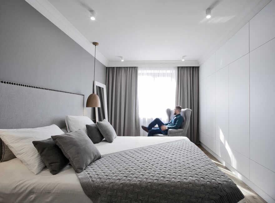 bedroom, Armenia / Futuris Home