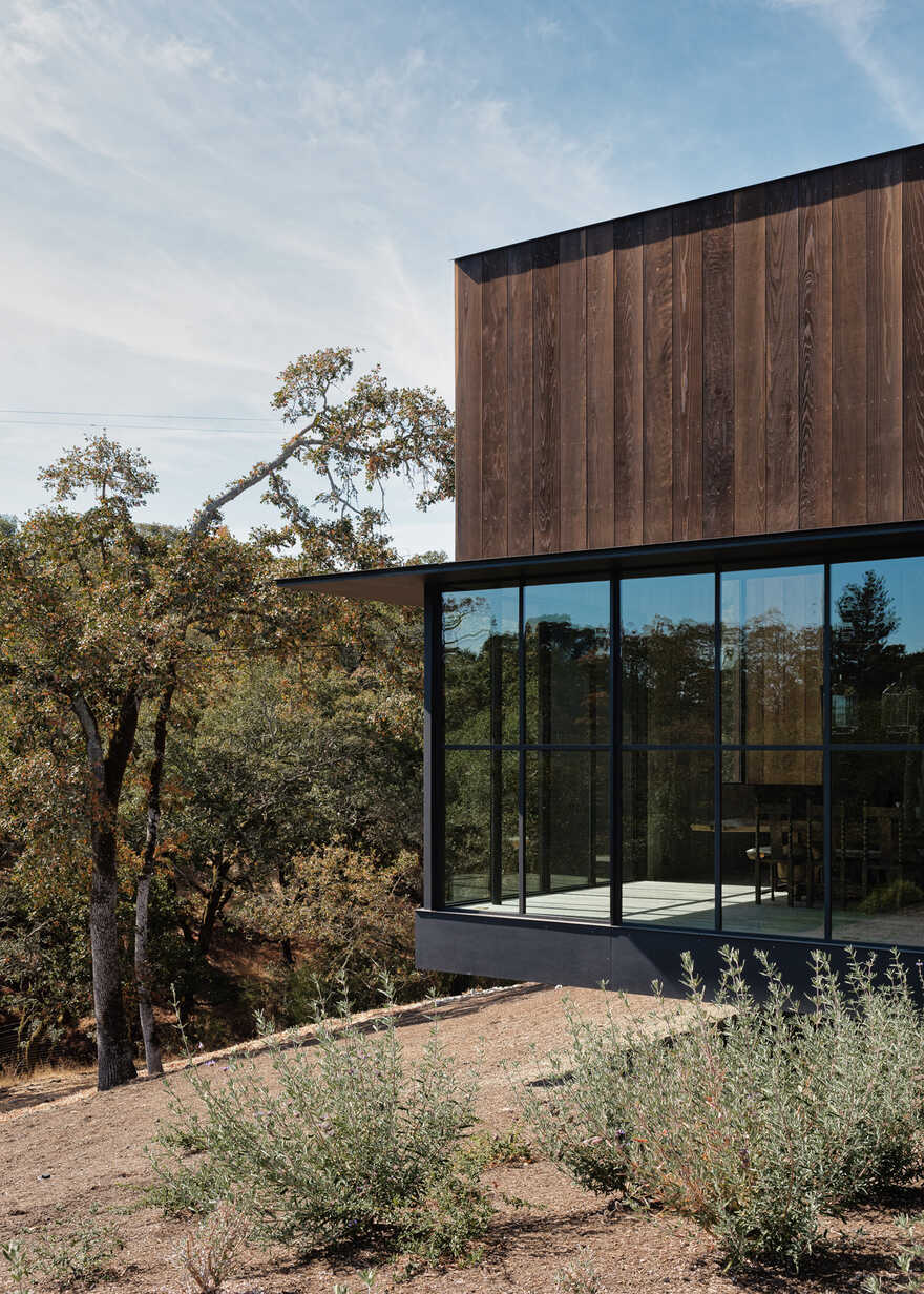 Faulkner Architects, A Retreat from Urban Lifestyle
