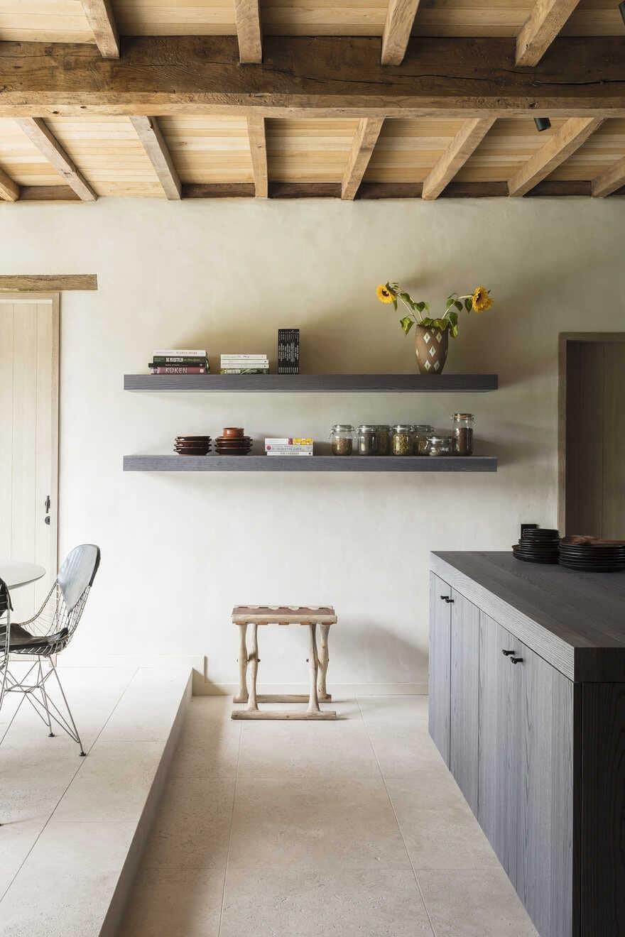 kitchen, decor, JUMA Architects