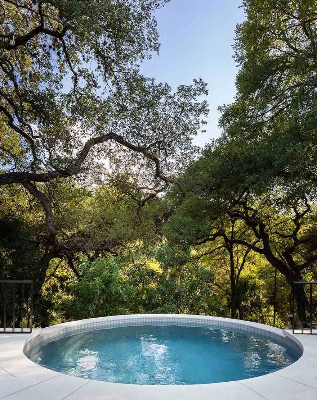 pool, Texas / Tim Cuppett Architects