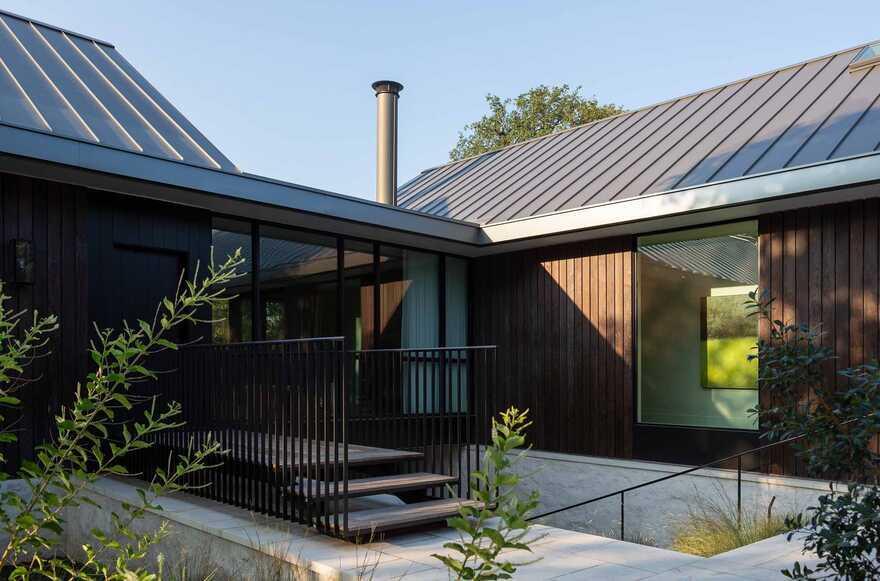 Belmont Park House, Texas / Tim Cuppett Architects