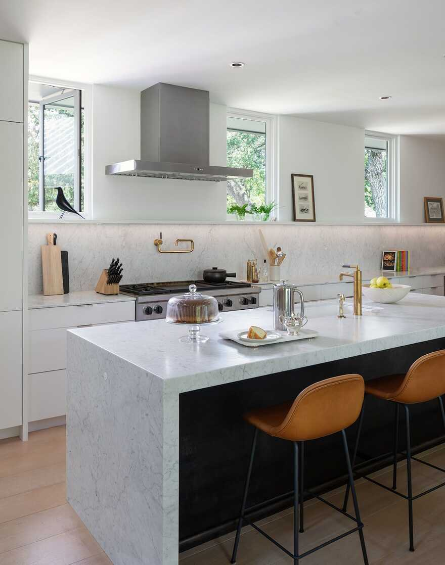 kitchen, Texas / Tim Cuppett Architects