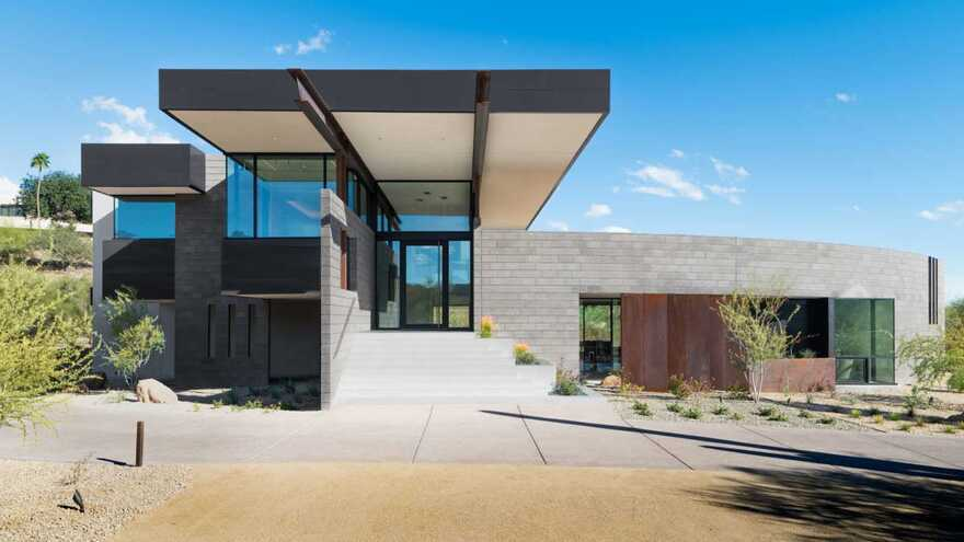 Bridge View Residence / Kendle Design Collaborative