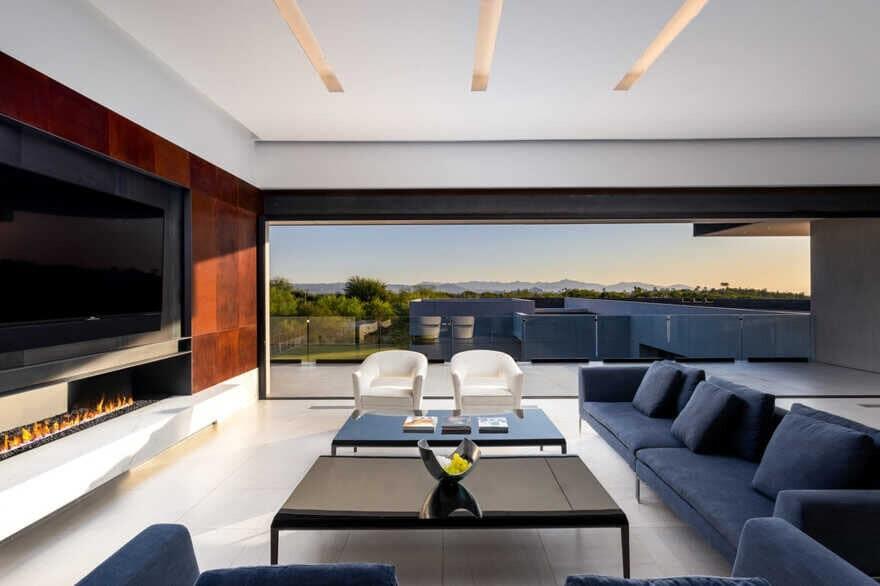 living room / Kendle Design Collaborative