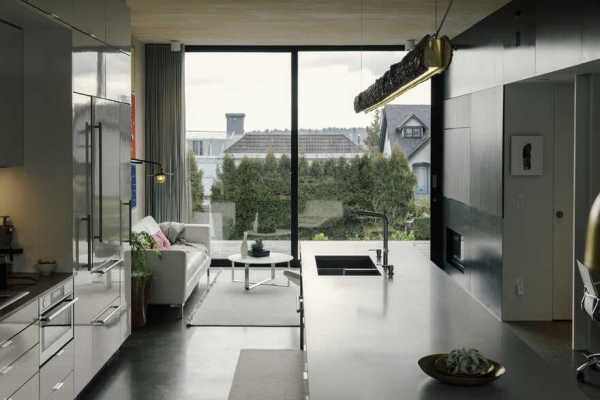 CLT Courtyard House, Vancouver / DPo Architecture