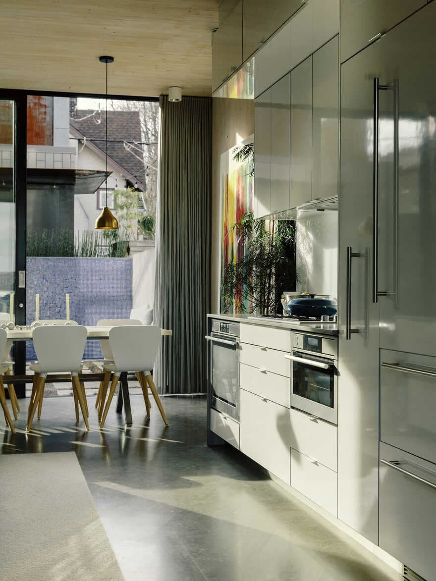 kitchen and dining room / DPo Architecture
