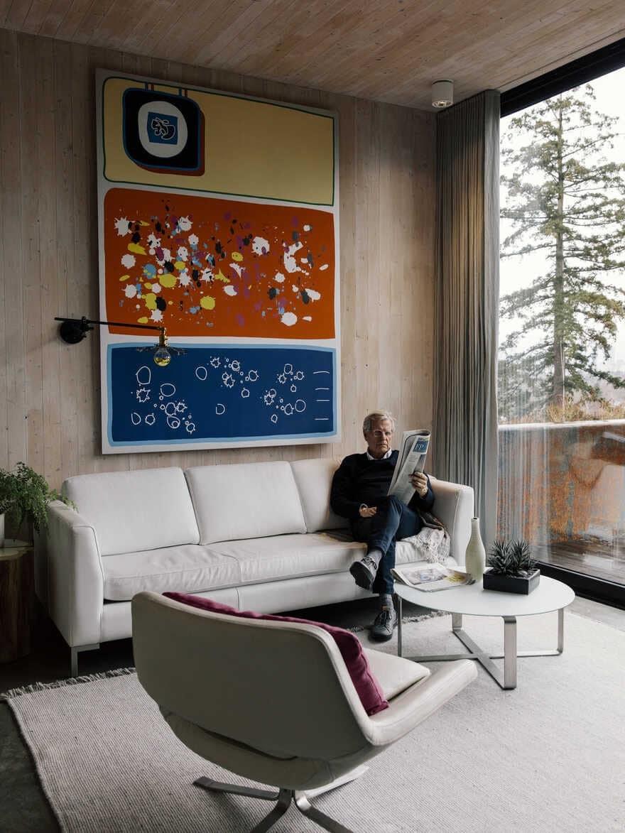 living room / DPo Architecture