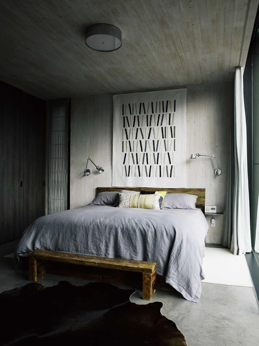 bedroom / DPo Architecture