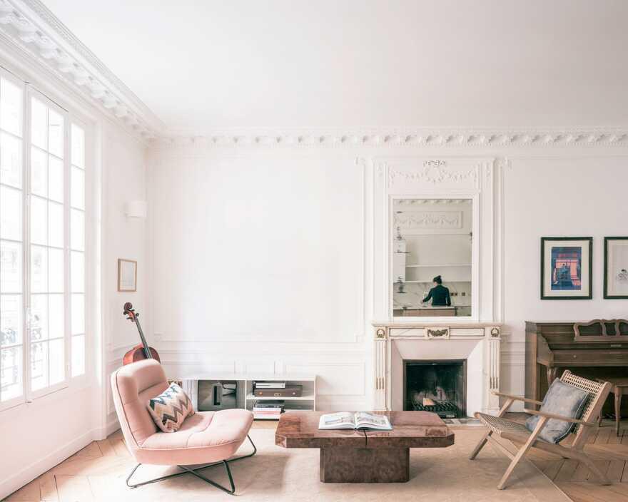 Chaptal Residence, Paris / Nathalie Eldan Architecture