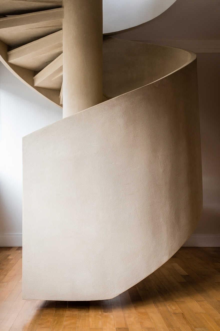 staircase, Brazil / Mandarina Arquitetura