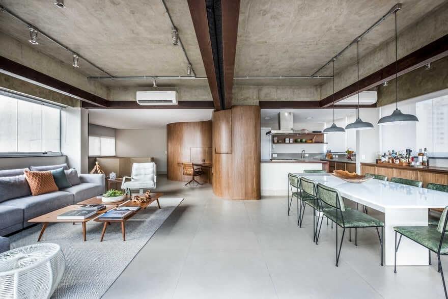 interiors, Brazil / Mandarina Arquitetura