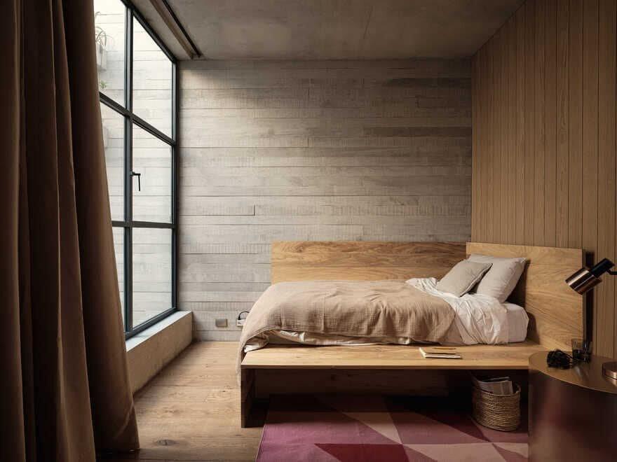 bedroom by Studio Rick Joy