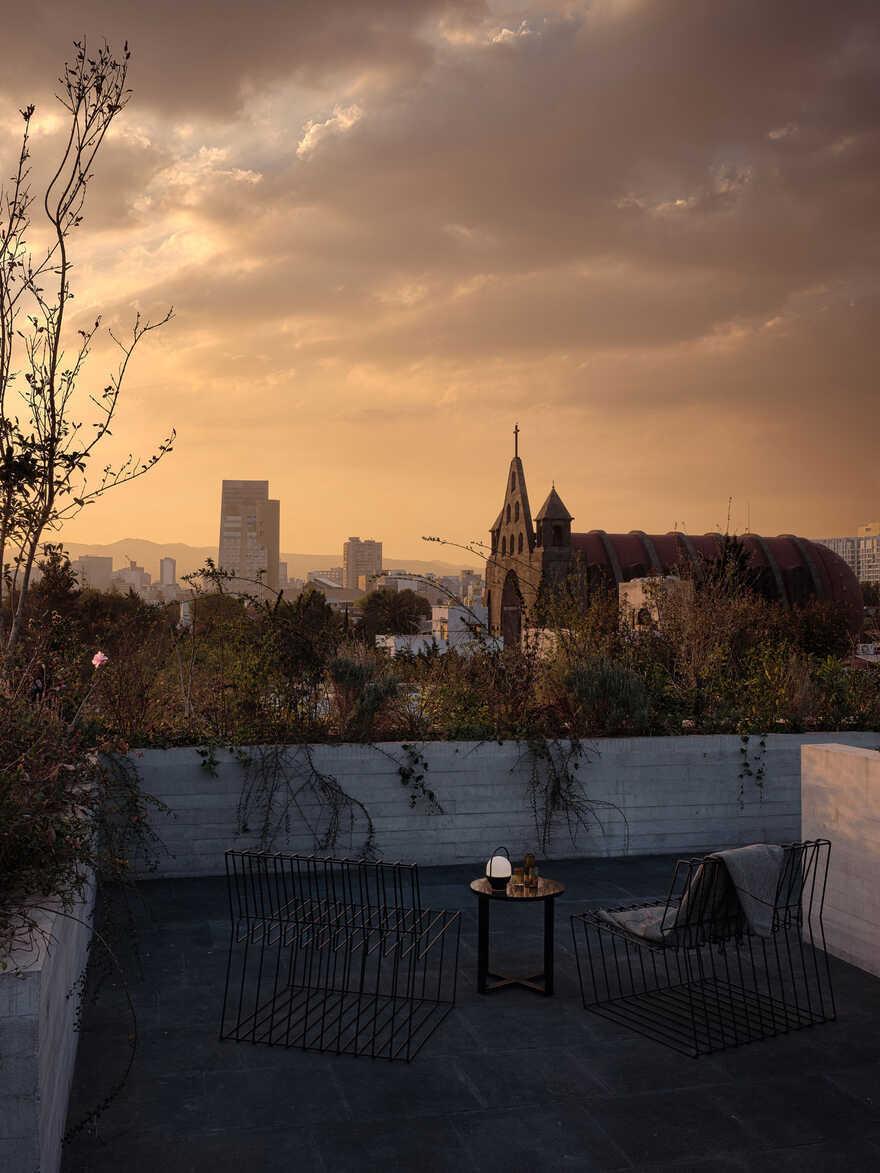 terrace by Studio Rick Joy