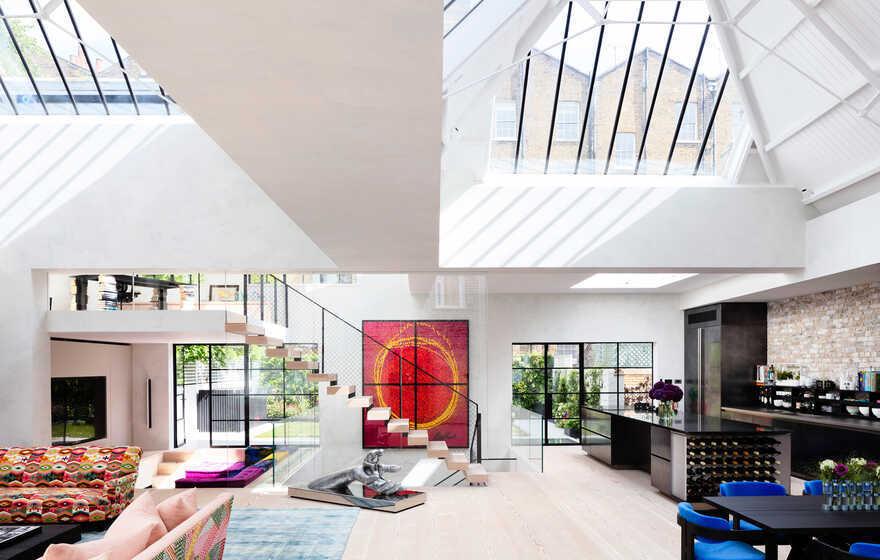interior design, Chelsea / Rodić Davidson Architects