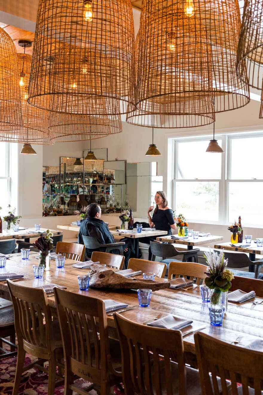 Harry's Beach House , a Surf and Turf Chic Restaurant in West Seattle