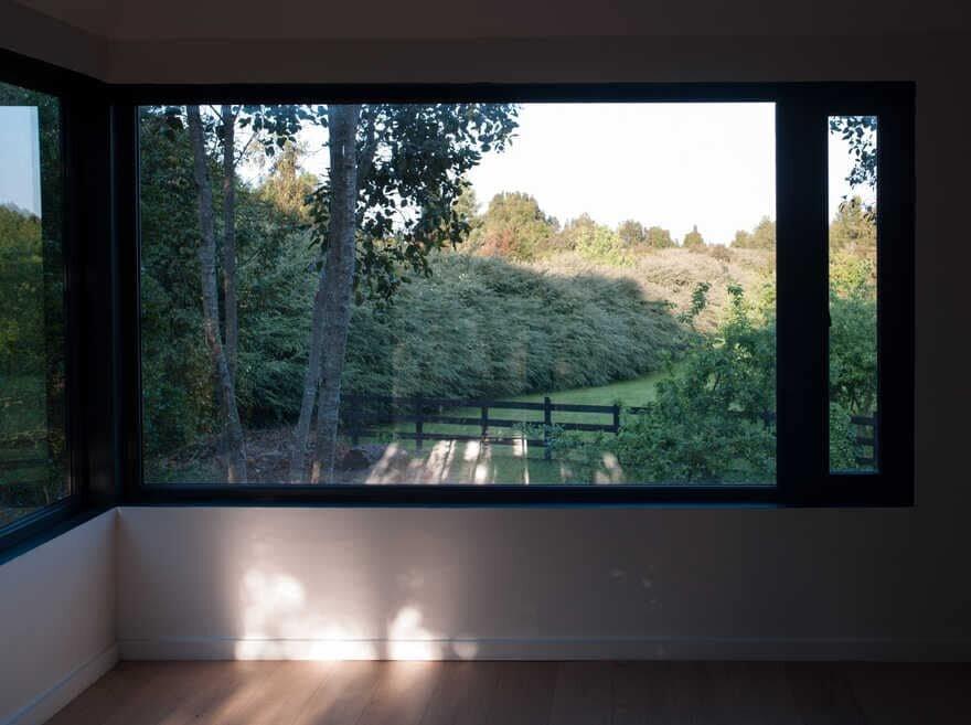 second floor, retreat, Chile / Del Rio Arquitectos Asociados DRAA