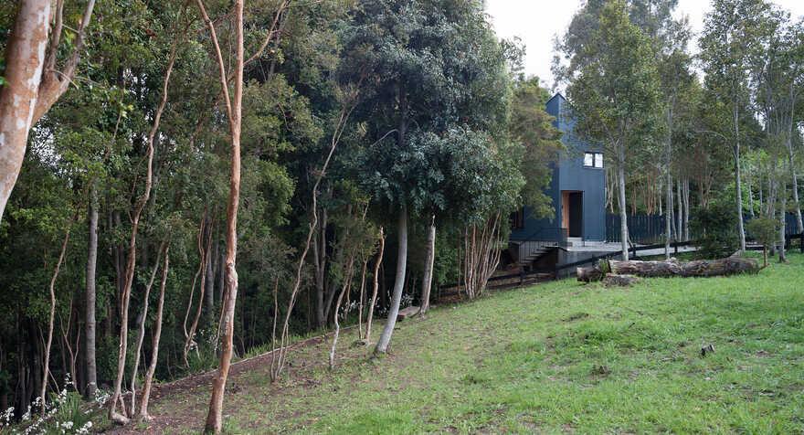 retreat, Chile / Del Rio Arquitectos Asociados DRAA