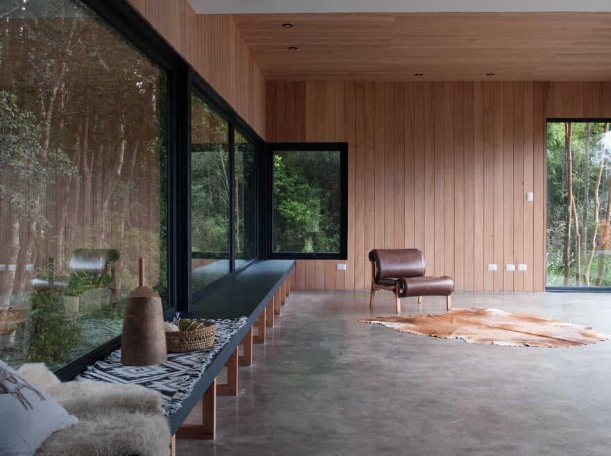 interior design, Chile / Del Rio Arquitectos Asociados DRAA