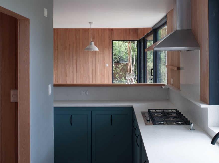 kitchen, Chile / Del Rio Arquitectos Asociados DRAA