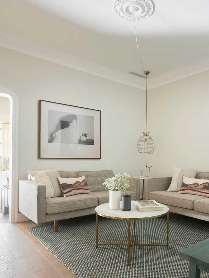 living room / The Room Studio