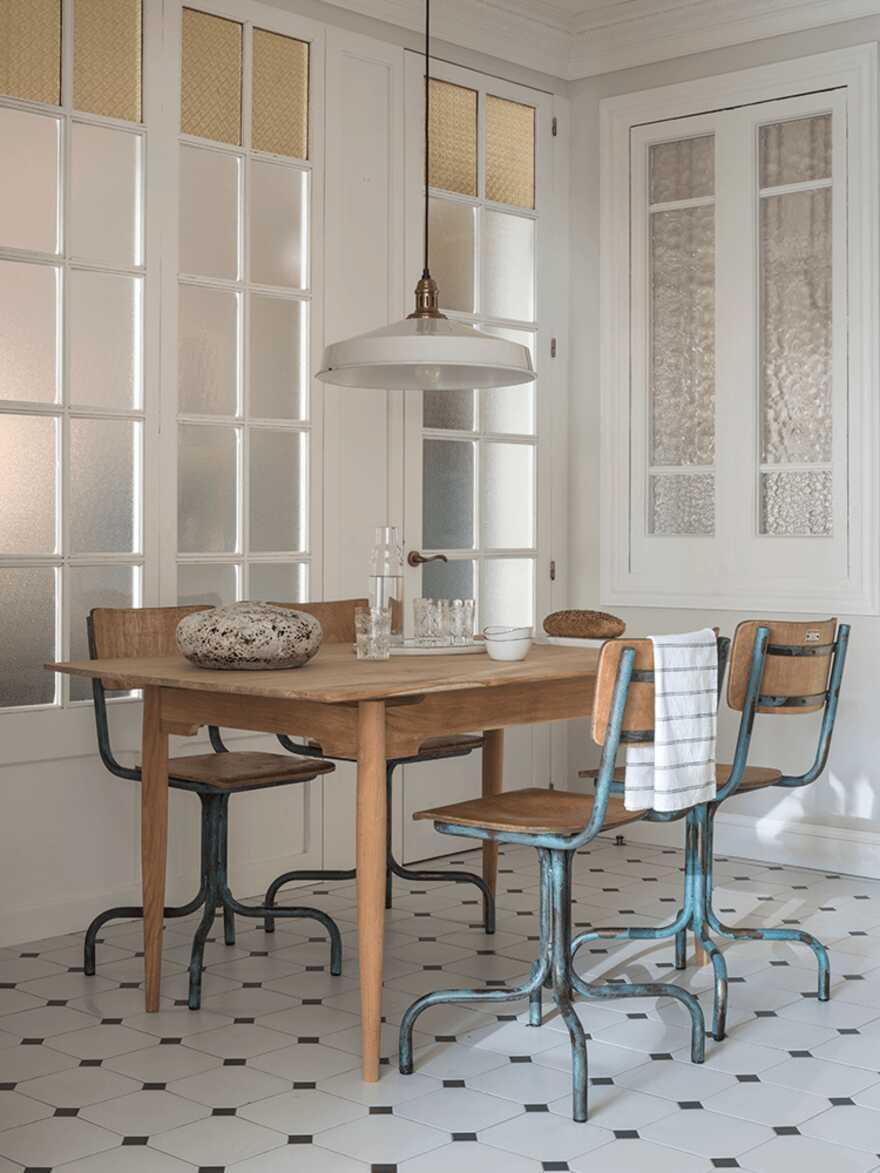 dining room / The Room Studio