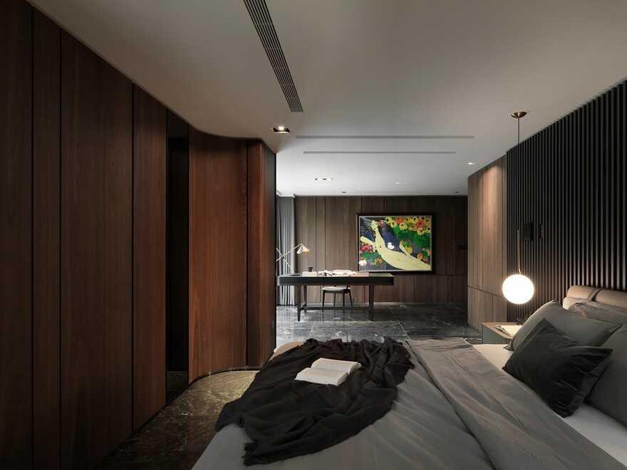 bedroom, Chain10 Architecture & Interior Design Institute