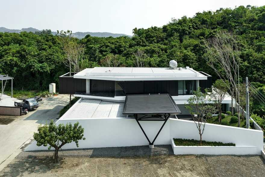 Modern Countryside House - Blending Your Project With Its Surroundings