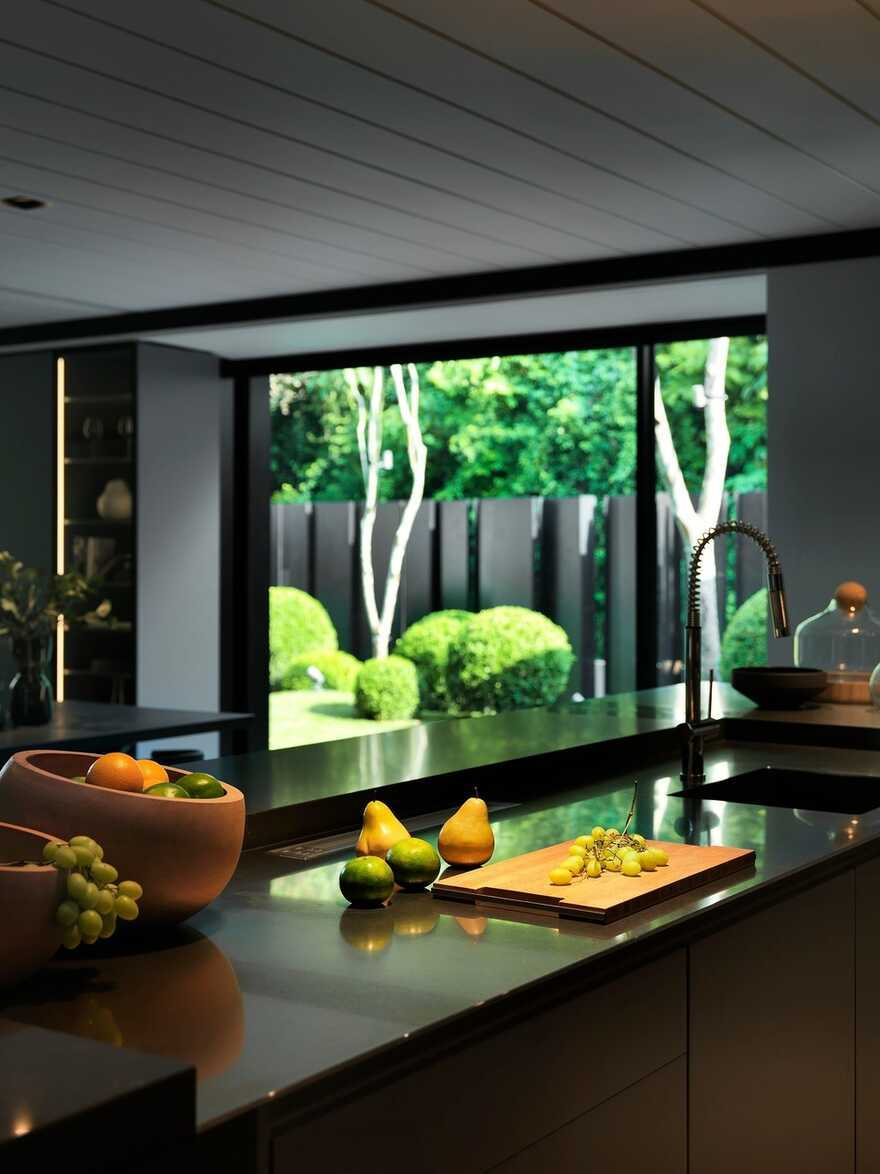 kitchen - Blending Your Project With Its Surroundings