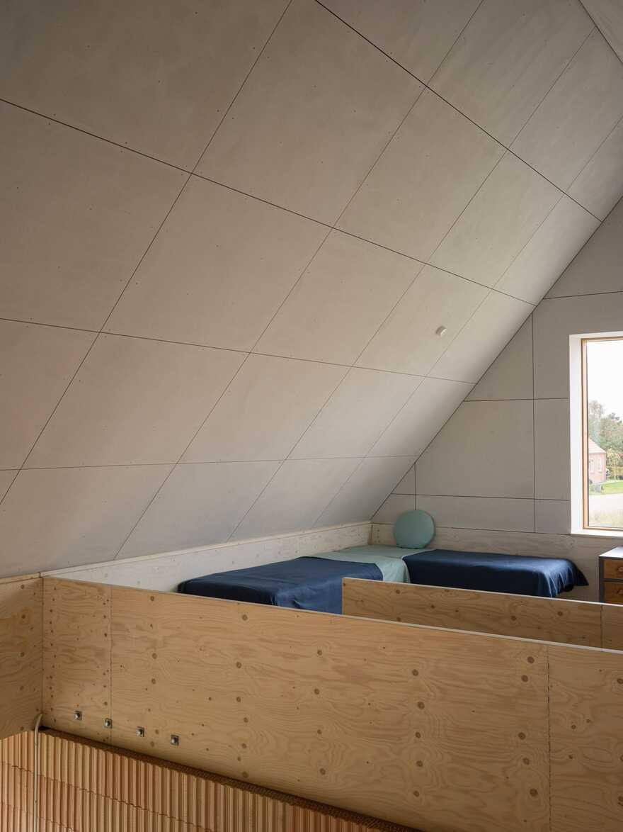 bedroom / Lenschow & Pihlmann