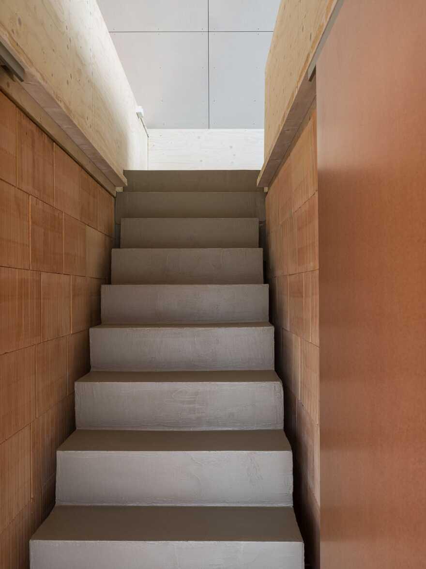staircase / Lenschow & Pihlmann