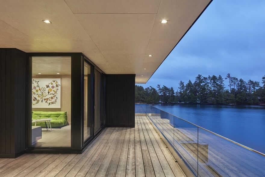 retreat / Akb Architects