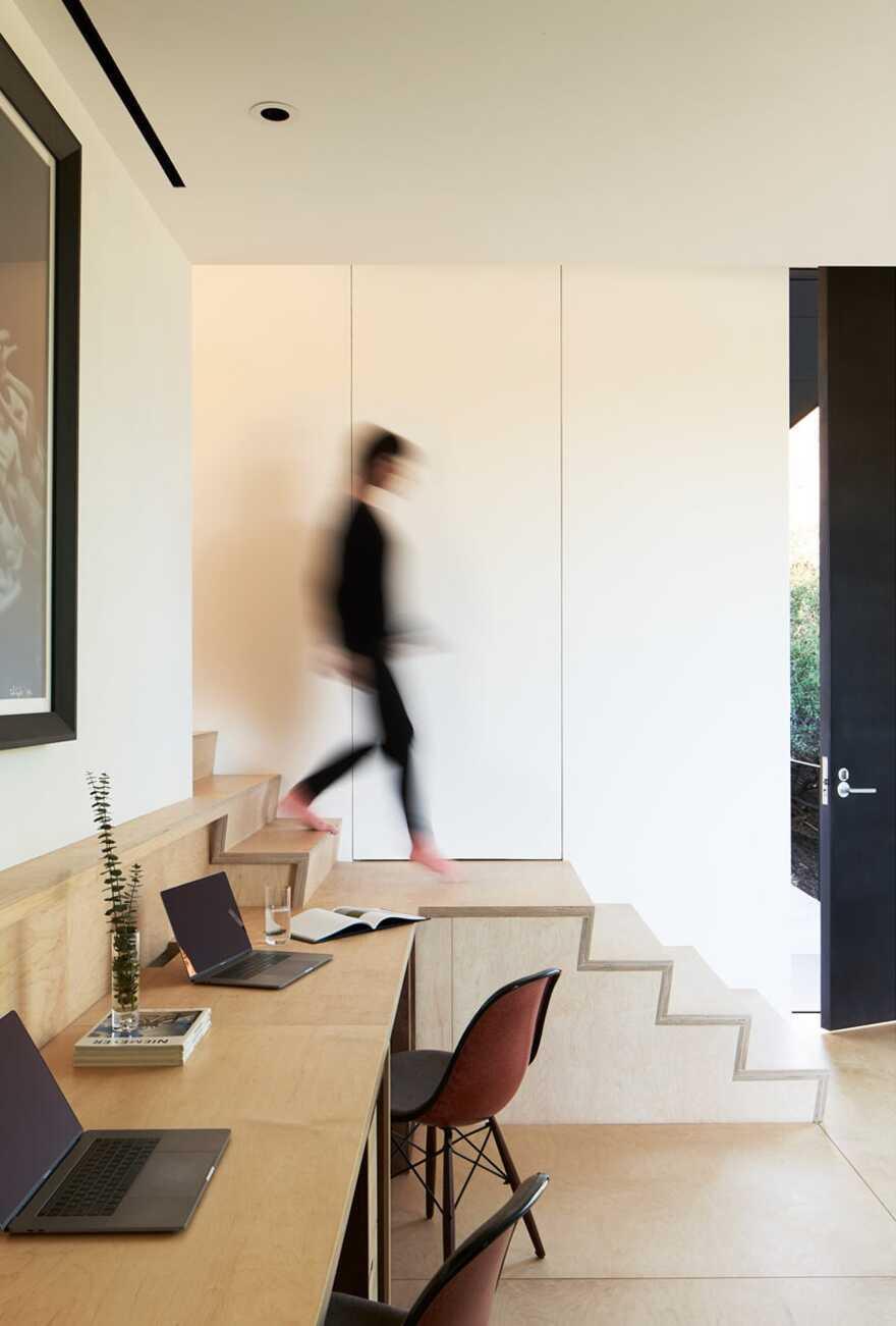 home office / Montalba Architects