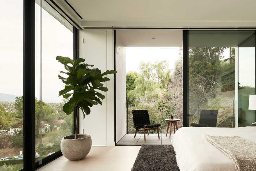 bedroom / Montalba Architects