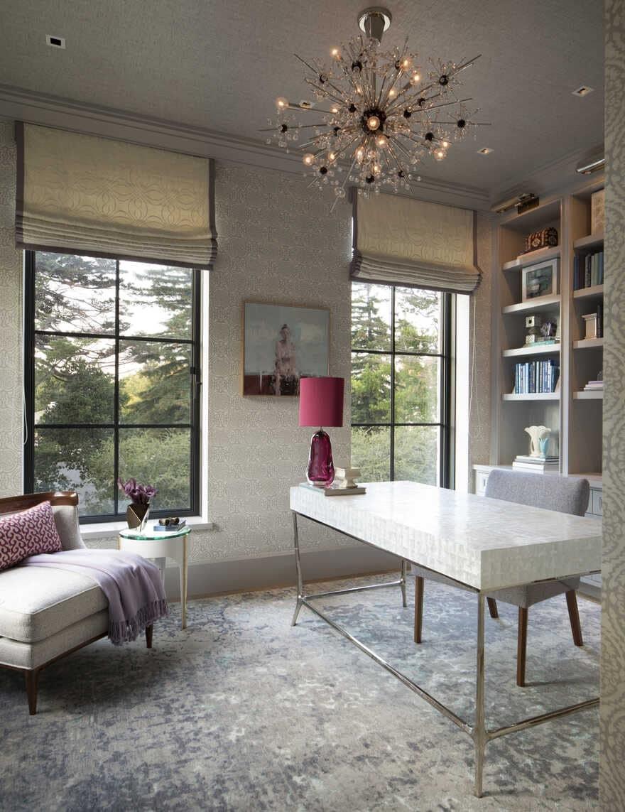 home office, San Francisco Bay Area / Richard Beard Architects