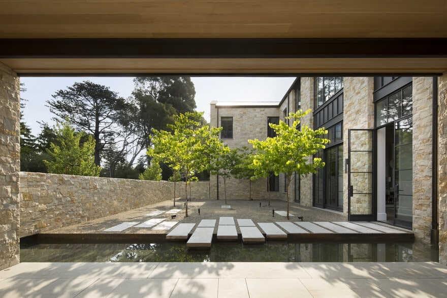 Peninsula House, San Francisco Bay Area / Richard Beard Architects
