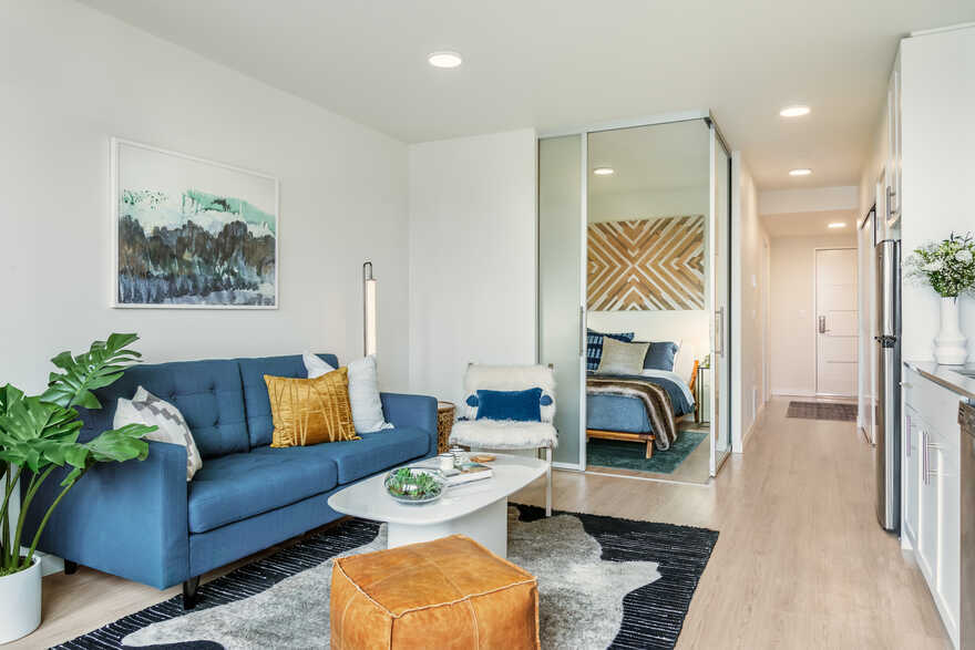 living room, Board & Vellum
