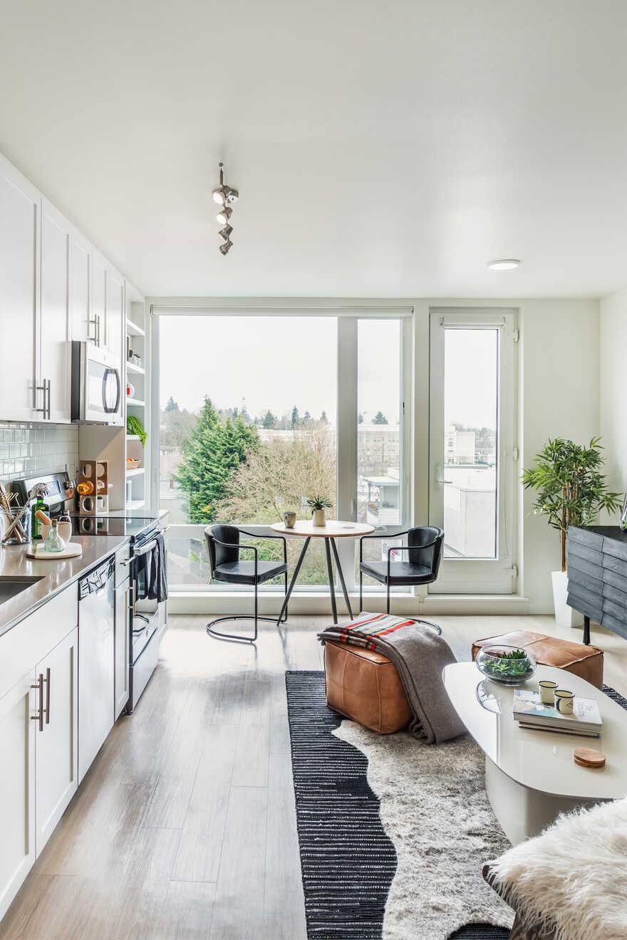 interior design, Board & Vellum