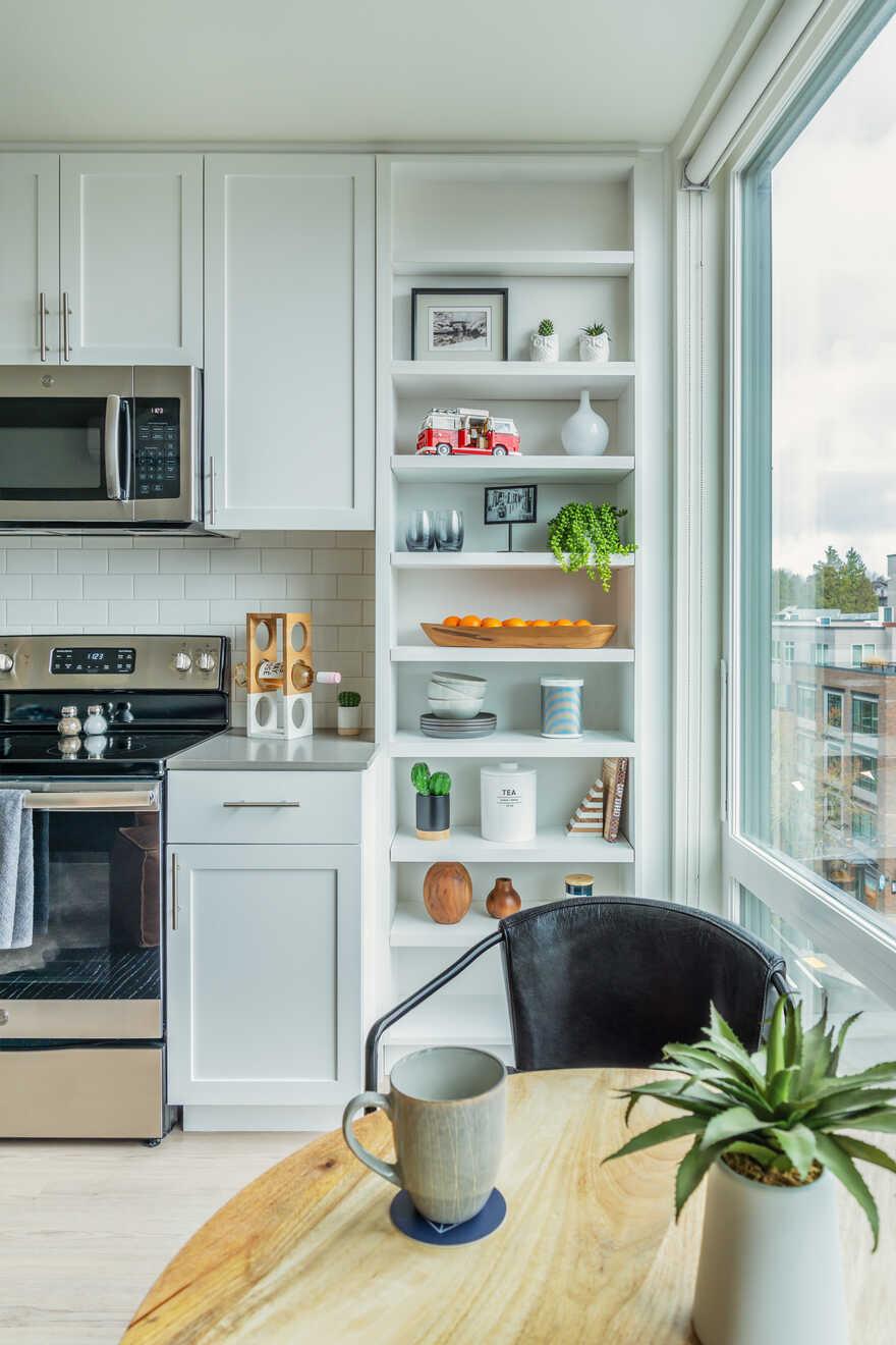 kitchen, Board & Vellum