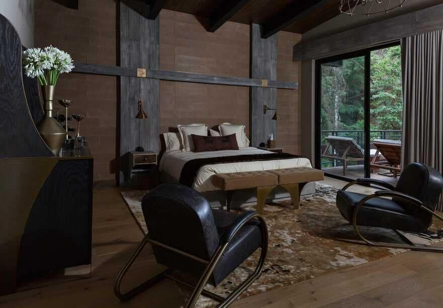 bedroom / Luciano Gerbilsky Arquitectos