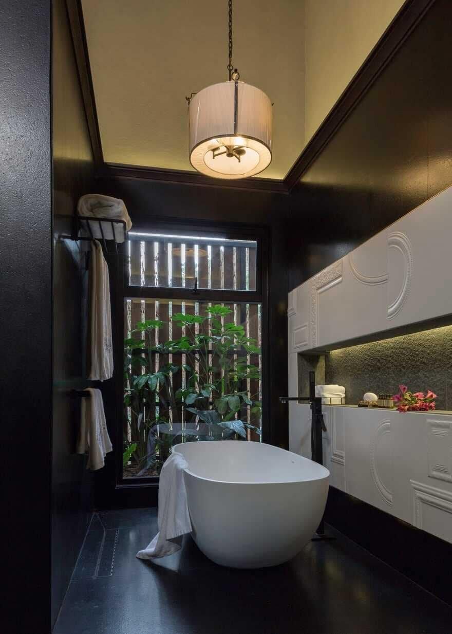 bathroom / Luciano Gerbilsky Arquitectos