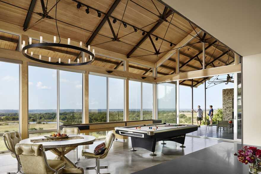 Rocking X Ranch, Texas / Lake Flato Architects
