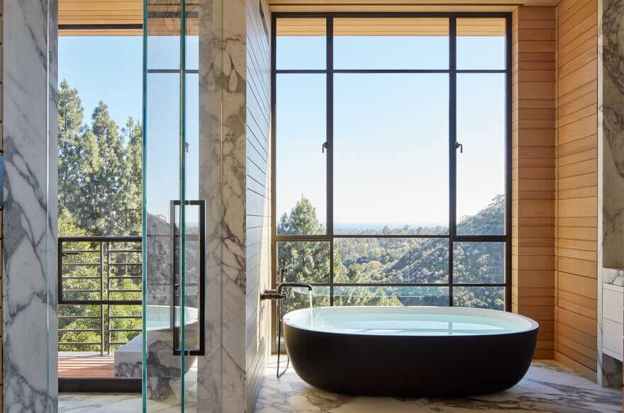 bathroom, Abramson Architects