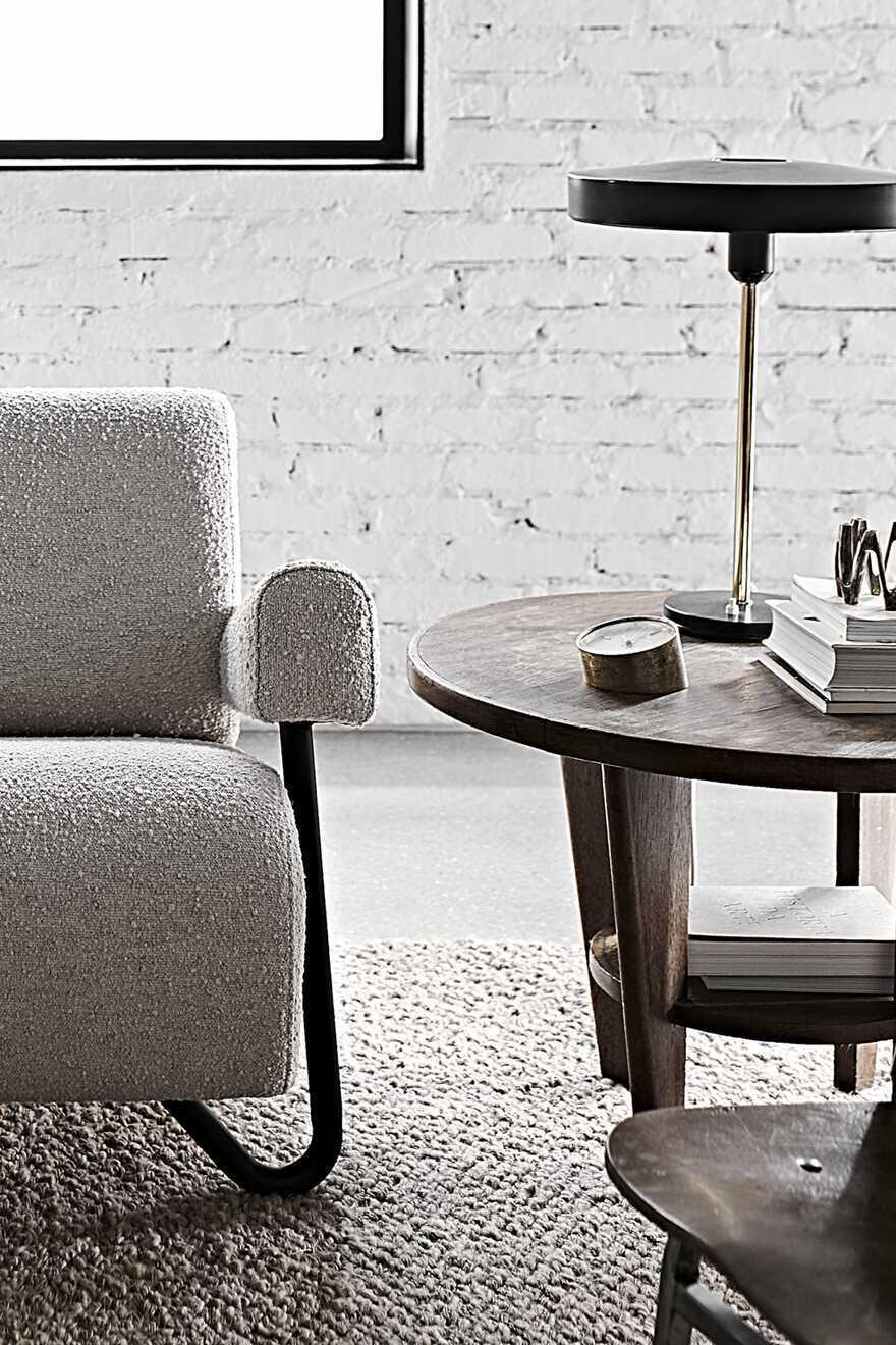 interior design / Atelier PECLAT+CHOW Architecture