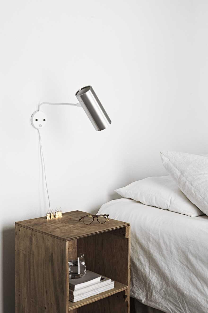 bedroom / Atelier PECLAT+CHOW Architecture