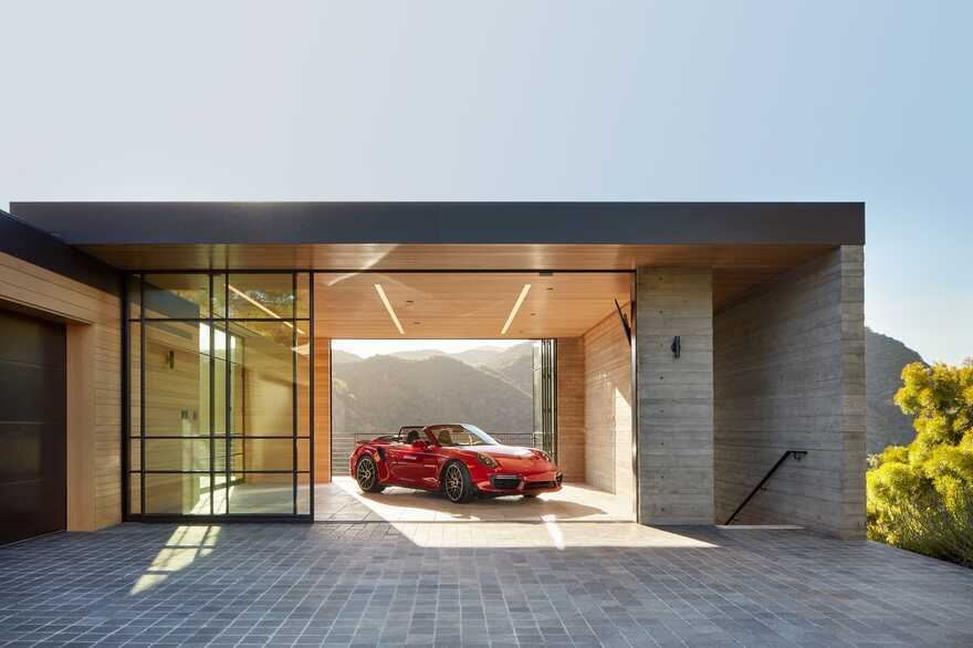 garage, Abramson Architects