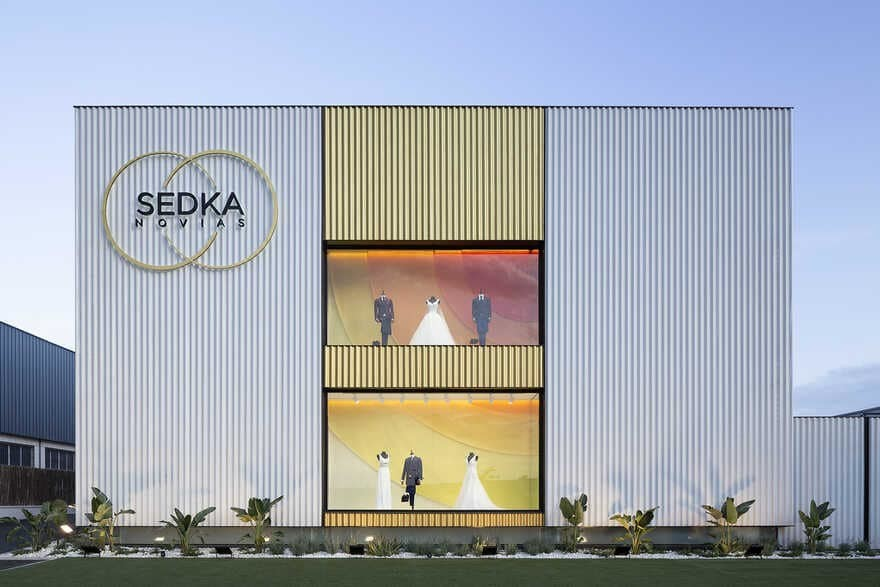 Sedka Novias / Pablo Muñoz Payá Arquitectos