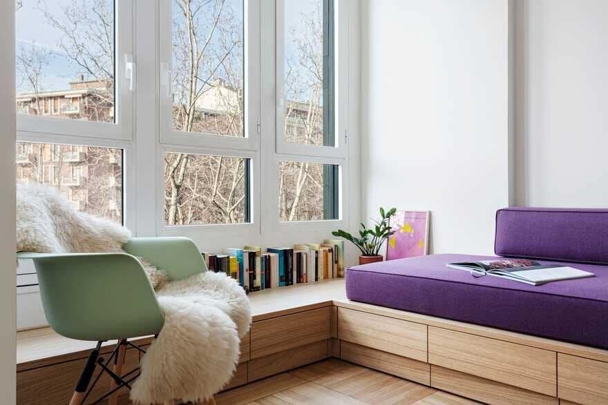 living space / Tommaso Giunchi Architect